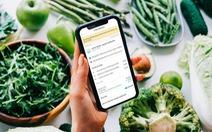 'Đi chợ' qua app, quẹo lựa rau củ, thịt, cá tươi sống... giao tận nơi
