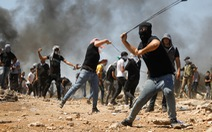 Israel không kích trả đũa 2 điểm của Hamas ở dải Gaza