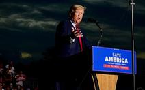 Ông Trump: 'Biên giới nước Mỹ đang trở nên nguy hiểm hơn bao giờ hết'