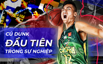Chuyện chàng tuyển thủ 2m03 Nguyễn Huỳnh Phú Vinh
