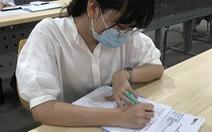 ĐH Quốc gia TP.HCM dời thi đánh giá năng lực đợt 2