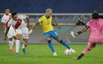 Đả bại Peru 1-0, Brazil vào chung kết Copa America