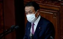 Phó thủ tướng Nhật 'nói lại' chuyện cùng Mỹ bảo vệ Đài Loan