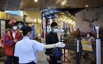 Siêu thị Lotte Mart quận 7 tạm ngưng hoạt động, xét nghiệm 1.000 người
