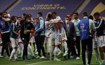 Argentina gặp Brazil ở chung kết Copa America 2021