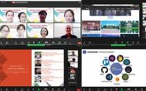 SV ĐH Duy Tân bảo vệ đồ án tốt nghiệp trực tuyến đảm bảo đúng tiến độ