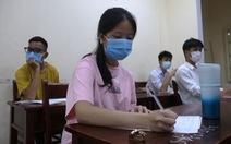 Thí sinh đặc biệt ở TP.HCM bị kẹt lại Thừa Thiên Huế do COVID-19