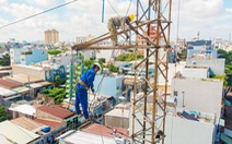 EVNHCMC nỗ lực hoàn thành các công trình điện trong mùa dịch COVID-19