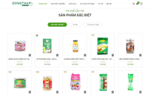 Ra mắt website bán hàng đa kênh cho đặc sản Đồng Tháp
