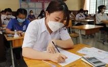 Bài giải môn toán kỳ thi tốt nghiệp THPT năm 2021