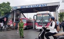 Tạm dừng chở khách công cộng bằng đường bộ từ Hà Nội đến 14 tỉnh, thành phố