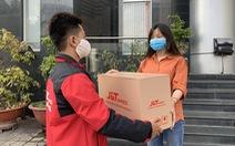 Nỗ lực vượt khó cùng người lao động của J&T EXPRESS trong mùa dịch