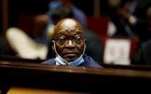 Cựu tổng thống Nam Phi bị giam 15 tháng vì coi thường tòa án