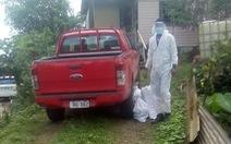 Khuyến khích người dân ở nhà, cảnh sát Fiji chở nhu yếu phẩm tới tận hộ dân