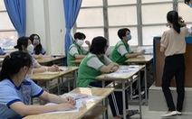 Chấm thi tốt nghiệp môn văn ở TP.HCM: 'Đã có bài thi 9,5 điểm'