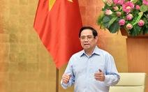 Thủ tướng Phạm Minh Chính: Dành tất cả những gì tốt nhất cho TP.HCM chống dịch