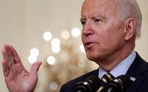 Ông Biden: Mỹ để Afghanistan tự định đoạt tương lai