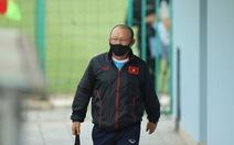 HLV Park Hang Seo về Hàn Quốc chịu tang bố vợ