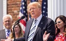 Sân golf của ông Trump tính tiền Sở Mật vụ hơn 10.000 USD