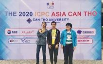 3 trường đại học của Việt Nam vào vòng chung kết thi lập trình quốc tế ICPC