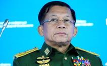 Thống tướng Myanmar hứa bầu cử đa đảng và sẵn sàng hợp tác với ASEAN