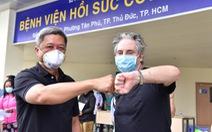 TP.HCM: Gần 3.500 bệnh nhân xuất viện trong 1 ngày, không có ổ dịch mới