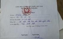 Bắt nguyên chủ tịch và địa chính xã đòi người thuê đất nộp 'phí' 2-30 triệu đồng