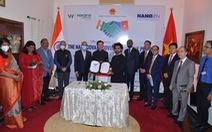 Việt Nam ký kết chuyển giao công nghệ sản xuất vắc xin Nano Covax cho Ấn Độ