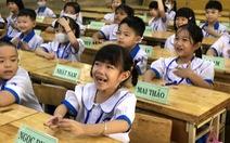 Nhiều tỉnh cho học sinh tựu trường đầu tháng 9