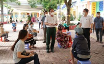 Bí thư Nguyễn Văn Nên: Thông tin loại vắc xin trước, người dân đồng ý thì đến tiêm