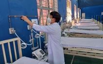 Trên 3.700 bệnh nhân COVID-19 đang trong tình trạng nặng, nguy kịch