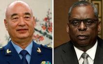 Bộ trưởng quốc phòng Mỹ 3 lần muốn gặp tướng Trung Quốc nhưng bất thành