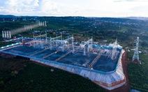 Đóng điện đường dây truyền tải 500kV cho dự án điện gió Ea Nam