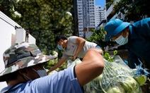 Đà Nẵng: 157 tấn rau củ được tài trợ đã đến quận Sơn Trà