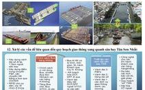 Hiến kế 'TP.HCM nâng tầm quốc tế': Giao thông xanh cho thành phố sinh đôi
