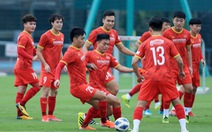 HLV Park Hang Seo sẽ mang 25 hoặc 26 cầu thủ sang Saudi Arabia