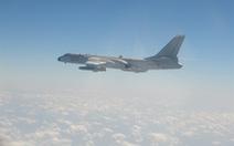 Hành động lạ của 11 máy bay quân sự Trung Quốc gần đảo Đài Loan