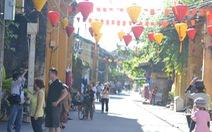 Quảng Nam xin phép Thủ tướng cho đón khách du lịch quốc tế