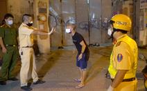 Thanh niên người Nga 'quậy' cảnh sát gần chốt kiểm dịch Thị Nghè bị phạt 2,2 triệu đồng