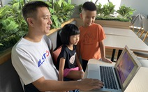 Học lập trình cùng con