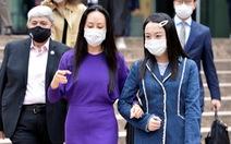 Phiên tòa dẫn độ 'công chúa' Huawei kết thúc sau 1.000 ngày