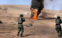 Trung Quốc và Tajikistan tập trận chống khủng bố cách biên giới với Afghanistan 500km