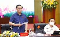 Chủ tịch Quốc hội: Sửa Luật đất đai là việc đại sự nên lắng nghe càng nhiều càng tốt