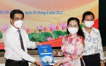 Bà Nguyễn Thị Lệ kiêm nhiệm bí thư Đảng đoàn HĐND TP.HCM nhiệm kỳ 2021-2026
