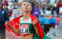 Ba Lan cấp visa nhân đạo cho người đẹp điền kinh Belarus bị ép rời Olympic Tokyo