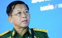 Thống tướng Min Aung Hlaing tuyên bố là thủ tướng Myanmar