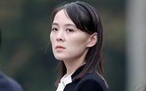Em gái ông Kim Jong Un cảnh báo Hàn Quốc không tập trận với Mỹ