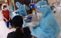 Tiêm vắc xin ở TP.HCM thiết lập mốc mới, gần 145.000 liều vào ngày 1-8