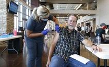 Tốc độ tiêm ở Mỹ tốt hơn, 5 hôm liên tiếp tiêm trên 700.000 liều một ngày