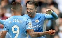 Tân binh 100 triệu bảng Grealish 'nổ súng', Man City thắng trận đầu tiên